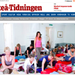 Piteå_tidning_Magdalena_Yinyoga