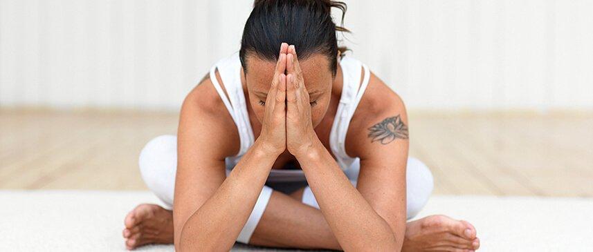 Yinyoga och Mindfulness modul 2