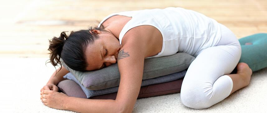 Yinyoga & Restorative Yoga